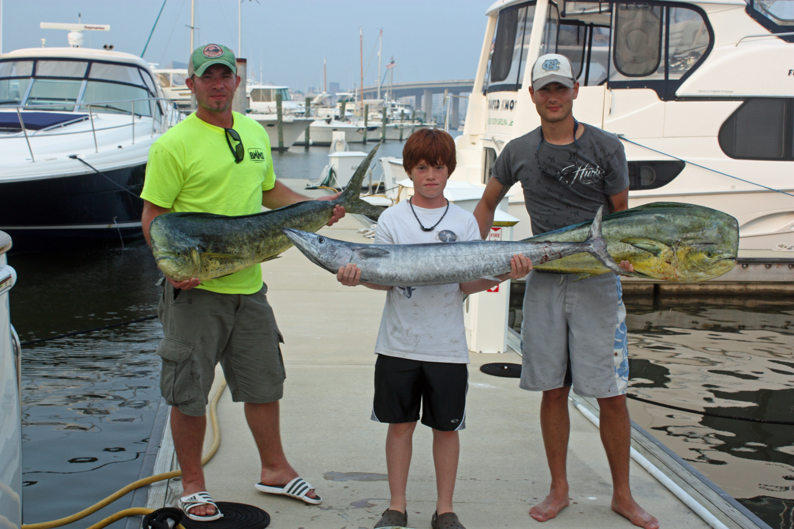 Deep Sea Fishing Charleston Sc Charters Tide Down